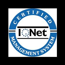 STS Logo Certificazioni IQNet